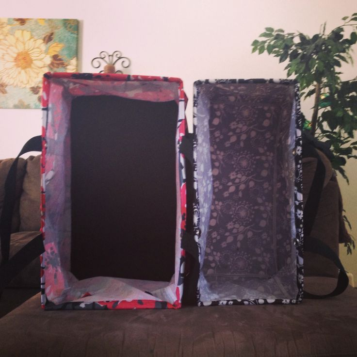 Deluxe Utility Tote compared to Large Utility Tote