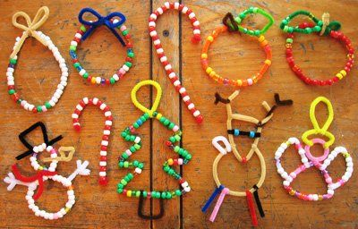 Page 10 - 10 Homemade Christmas Ornaments I Christmas Activities for Kids I Holiday Crafts - ParentMap