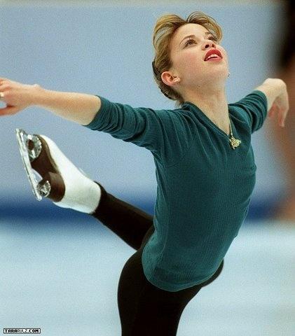 Tara lipinski, this girl is my idol because she won gold at the Olympics when she was 13!