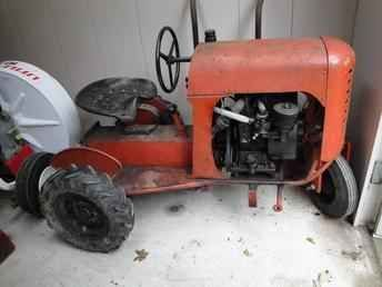 Used Farm Tractors for Sale: Bantam