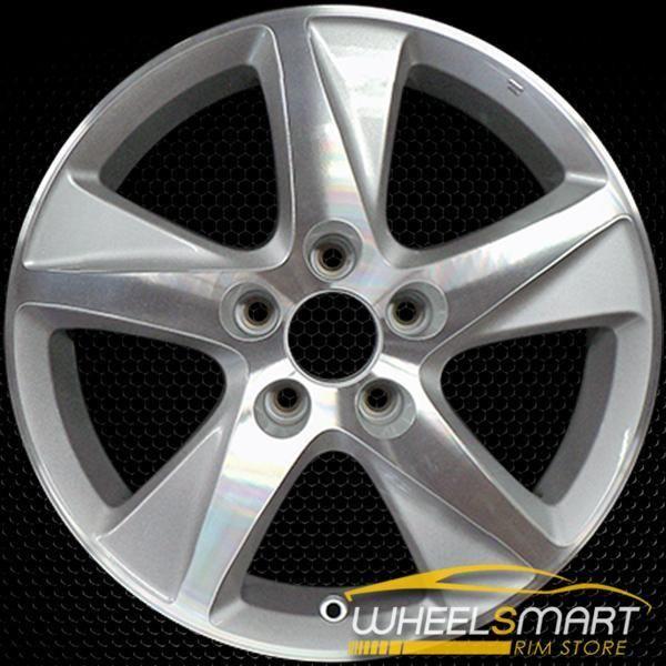 17 Acura Tsx Oem Wheel 2009 2015 Machined Alloy Stock Rim 71781 Oem Wheels Acura Tsx Acura