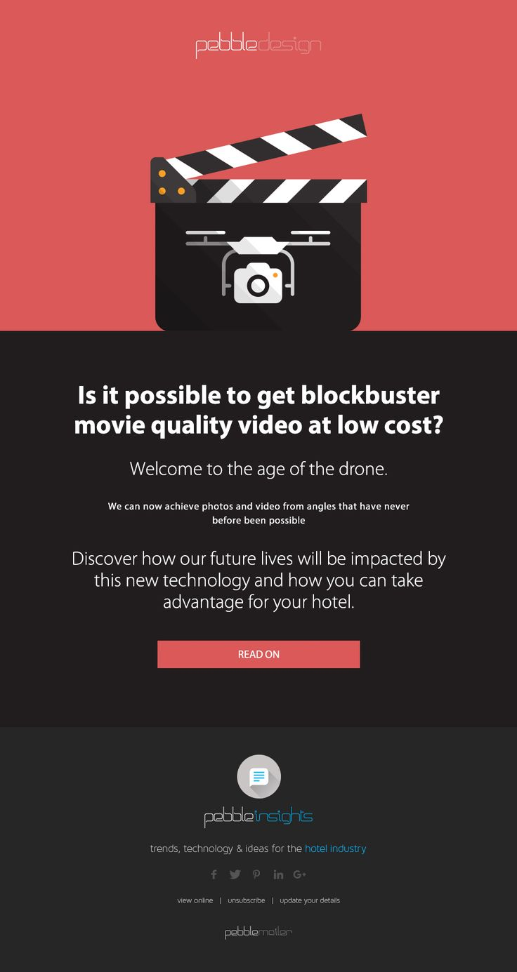 IS IT POSSIBLE TO GET BLOCKBUSTER MOVIE QUALITY VIDEO AT LOW COST?    Welcome to the age of the drone. discover how our future lives will be impacted by this new technology and how you can take advantage for your hotel.  Find Out More - http://pebbledesign.com/insights/is-it-possible-to-get-blockbuster-movie-quality-video-at-low-cost