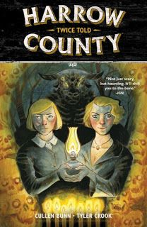 A Bookaholic Swede: Harrow County, Vol. 2: Twice Told by Cullen Bunn