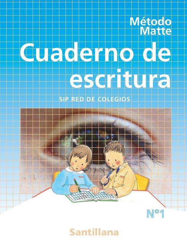 Santillana  Método  Matte  Cuaderno de  escritura  SIP RED DE COLEGIOS  NUEVA TAPA Matte:Layout 1 5/10/07 18:35 Página 2