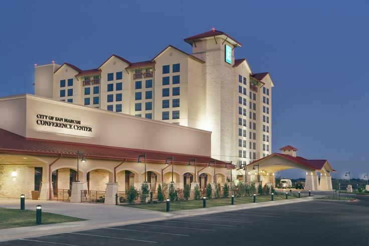 Embassy Suites-San Marcos, Texas Design- Hood-Rich Architecture