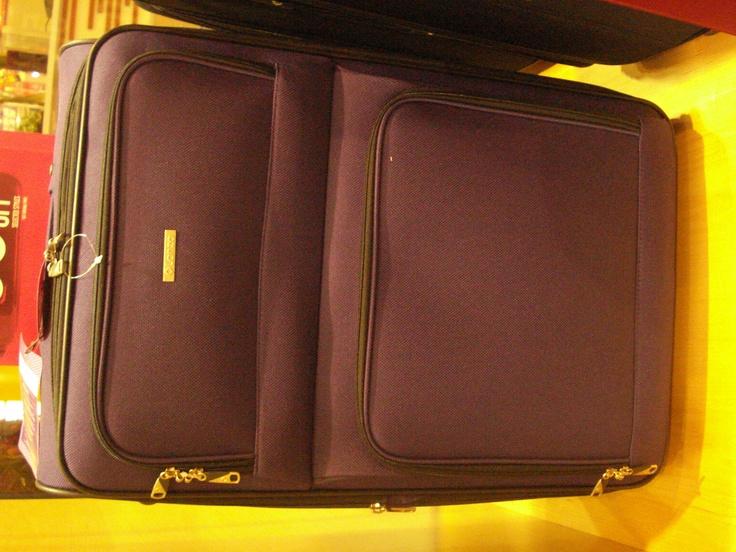 Emma, Strandbags.  Lanza Suitcase, $139.00