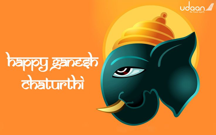 Udaan #ttravelexperts wishes everyone a very Happy Ganesh Puja. May the Blessings of Lord Ganesha be always upon you..