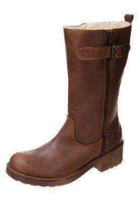FEDORA - Vinterstøvler - brun