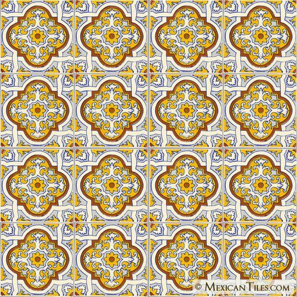 Mexican Tile - Villanueva Mexican Tile
