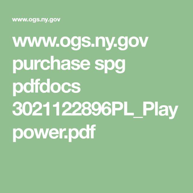 www.ogs.ny.gov purchase spg pdfdocs 3021122896PL_Playpower.pdf