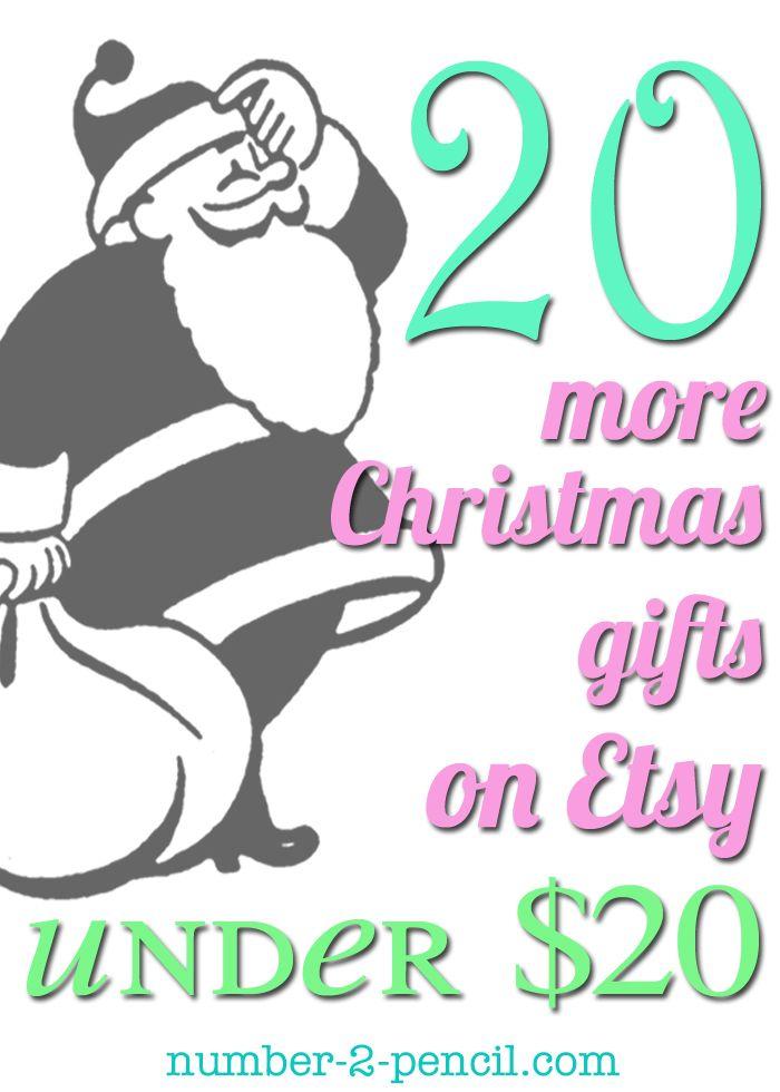 Twenty Christmas Gift Ideas Under Dollars No 2 Pencil