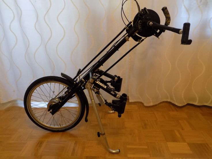 Handbike Stricker City 7 Gang + Planetengetriebe, TOP Zustand | eBay