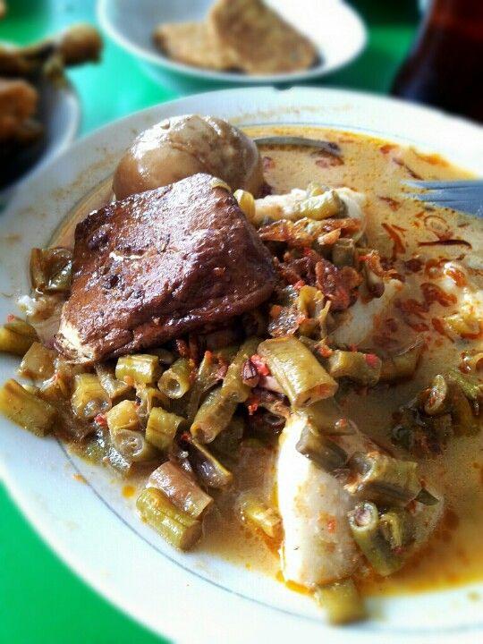 Ketupat Sayur Betawi H. Mahmud #jakarta #indonesianfood