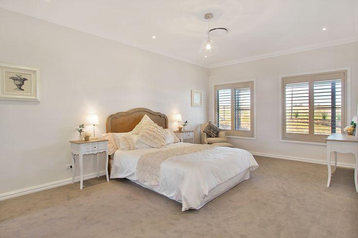 Master Bedroom www.singlebuilders.com.au