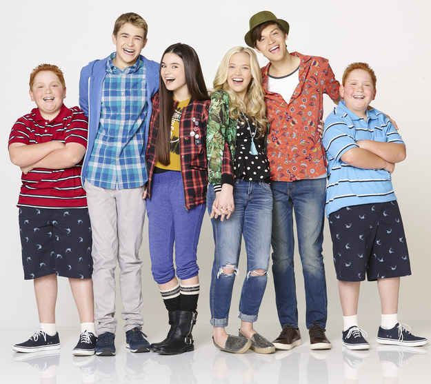 Which Current Disney Channel Show Are You?   I got best friends whenever@