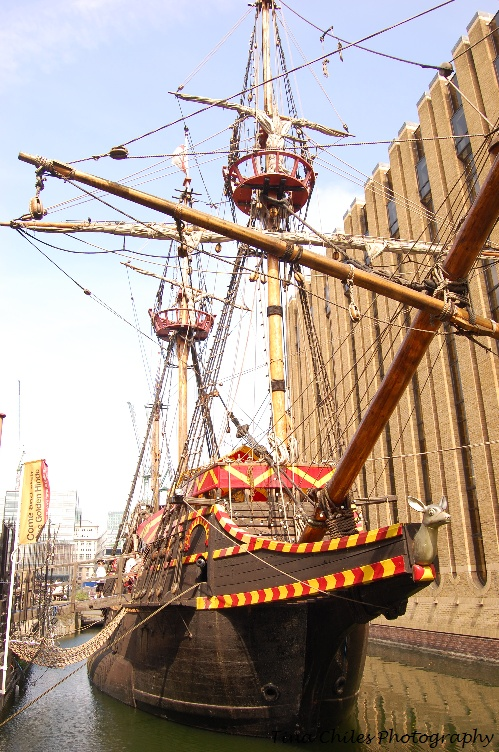 The Golden Hind, London