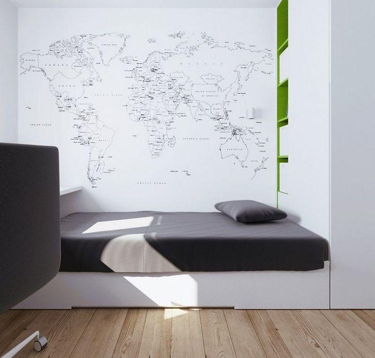 die besten 17 ideen zu weltkarte schwarz wei auf. Black Bedroom Furniture Sets. Home Design Ideas