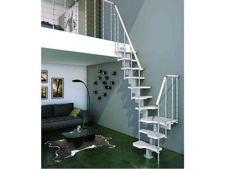Best Wooden Mini Staircase Dixi By Mobirolo With Images 640 x 480