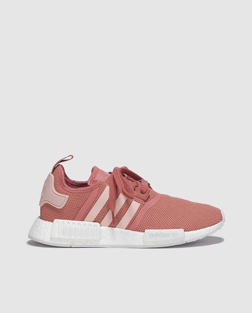 Zapatillas deportivas de mujer rosas Nomada Adidas Originals DEFINITIVAMENTE ME HE ENAMORADO¡¡¡