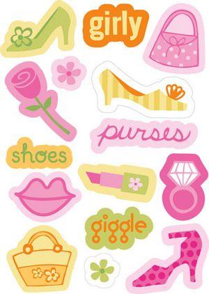 girly stuff | Girly Clipart | Pinterest | Girly stuff and Girly