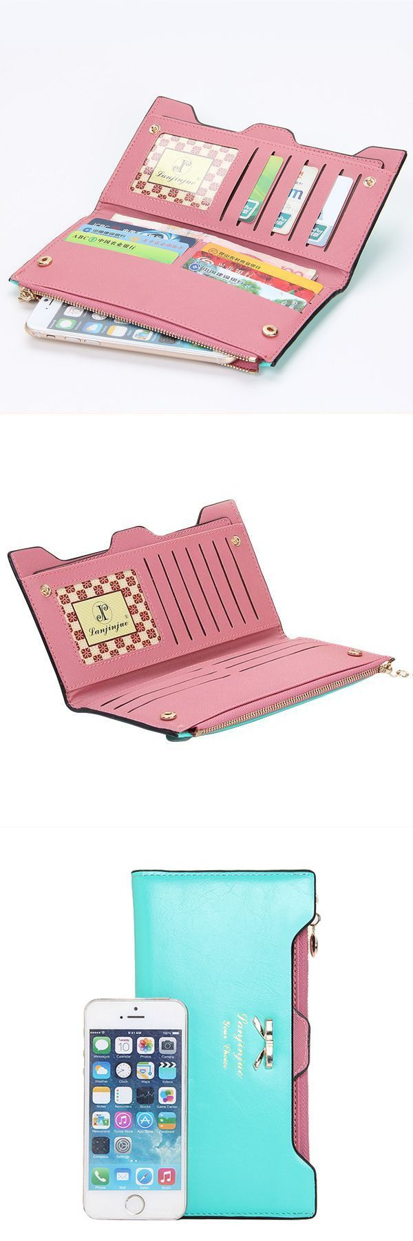 465 Best Wallets Images On Pinterest Candy Colors Card Holders