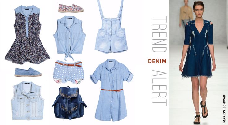 #TrendAlert #denim #fullahsugah #fulllah_sugah #ss2014 #colection #fashion #streetstyle #shopping #Alltimeclassic