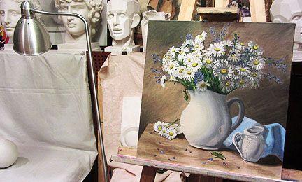 Художественная школа ArtМосква - получи художественное образование!