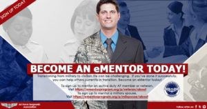 Great resource for veteran and military spouse mentors in whatever your chosen career field.