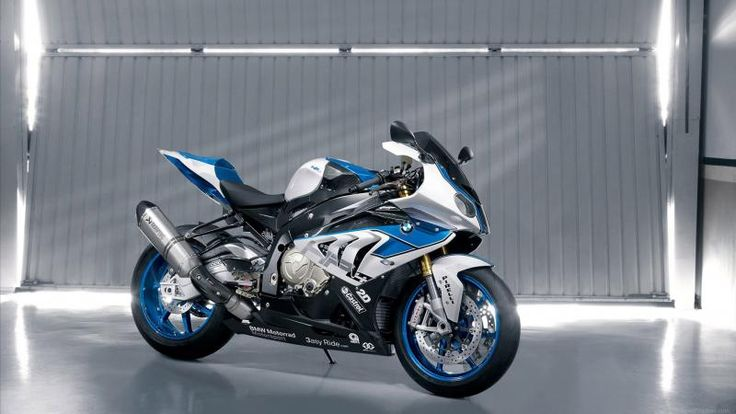 BMW HP4 Bike