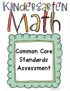 Common CoreCores Assessment, Common Cores Standards, Kindergarten Math, Common Core Math, Common Cores Math, Teachers Notebooks, Math Common, Math Assessment, Kindergarten Kiosk