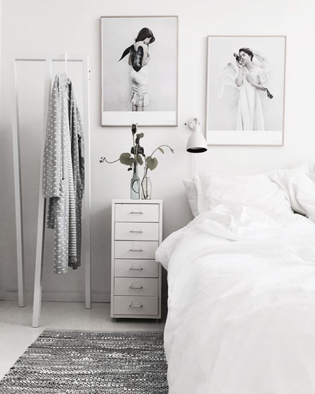 Best 25+ White Gray Bedroom Ideas On Pinterest