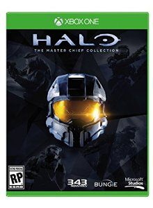Not only is gaming on my Xbox One one of my favourite hobbies, I call Halo my favourite set of games to play!