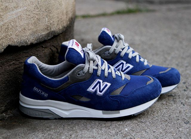New Balance 1600 Abzorb Pack - Blue