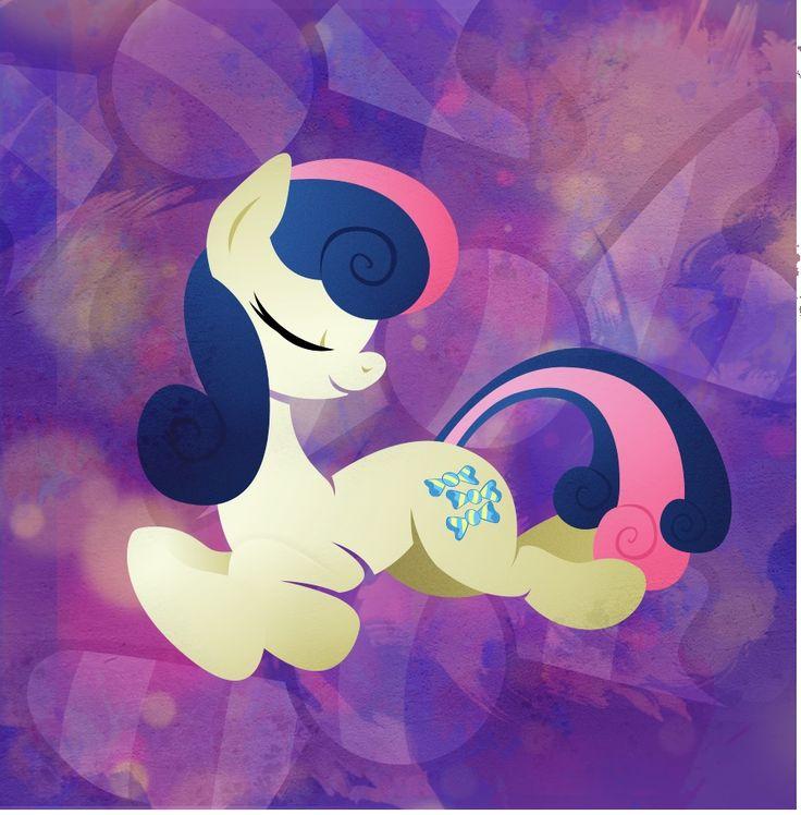 Bon Bon best pony