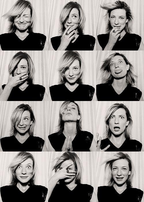 Kate Blanchet muy diosa