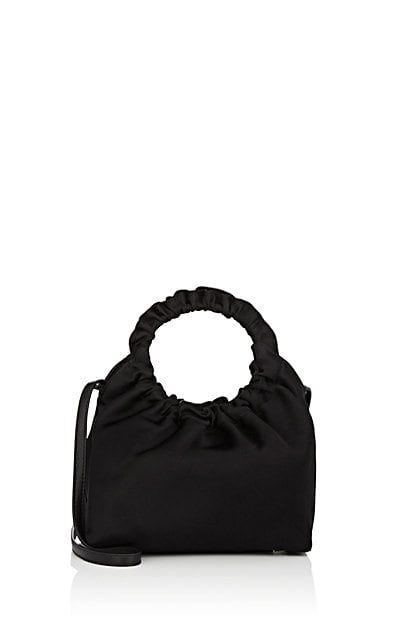 55a9dc8a00f The Row Double-Circle Small Silk Bag in 2019   Bags   Bags, The row ...