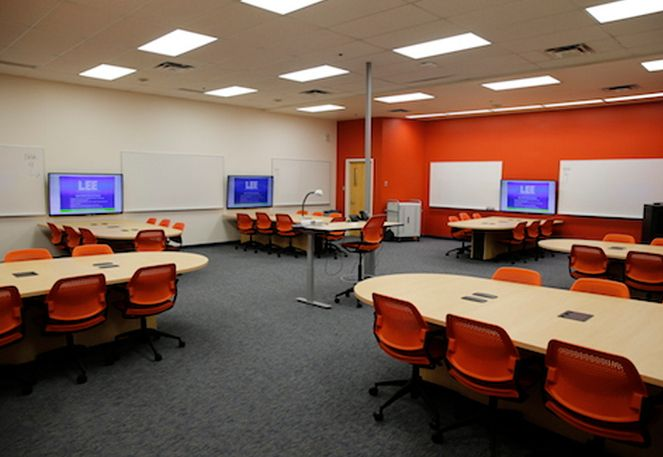 New SCALE-UP classroom may define future of active learning