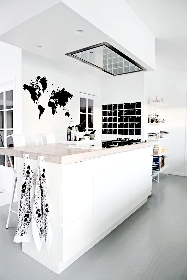 11 best Island Soffits images on Pinterest Kitchens, Contemporary - best of world map grey image