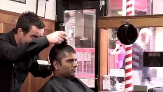 How to cut hair using clippers