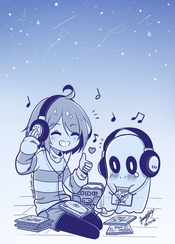 Ghost music~ AND CHEER UP BLOOKY ;_______; ♥ | See my works |