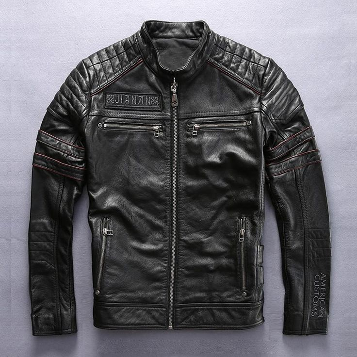 Harley Motorcycle Genuine cowhide leather