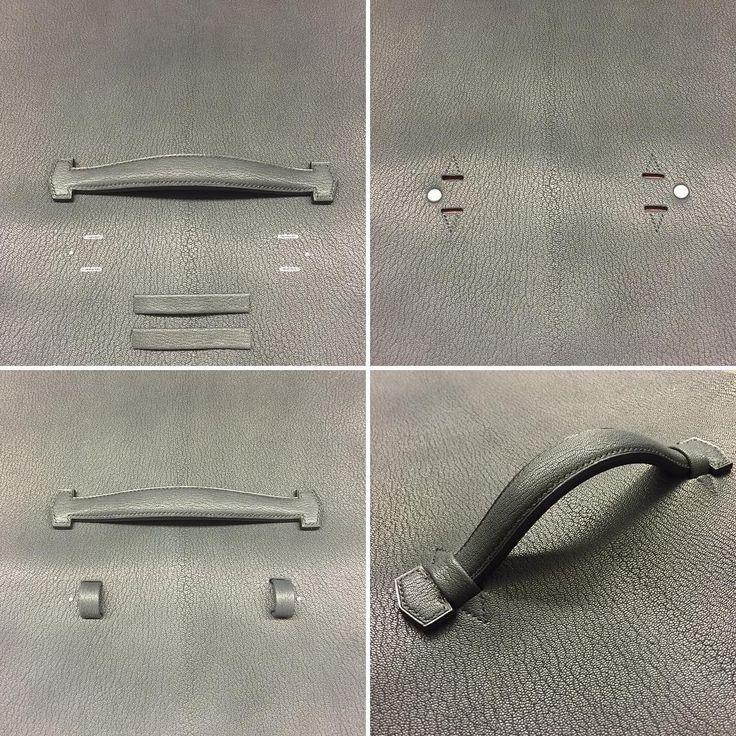 """411 Me gusta, 7 comentarios - Peter Nitz (@atelierpeternitz) en Instagram: """"Attaching the handle"""""""
