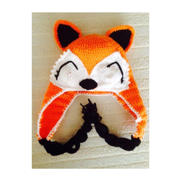 Fox crochet for little
