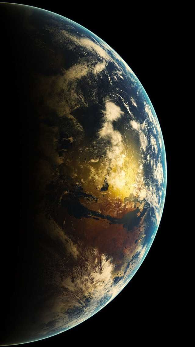 The Planet Earth Wallpaper Earth Iphone Wallpaper Planets Space Iphone Wallpaper Apple iphone x earth wallpaper