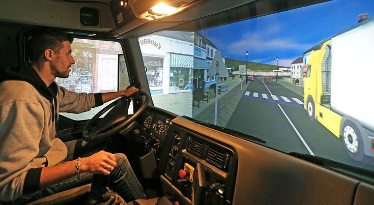Handicapés et chauffeurs (cars, poids lourds) c'est possible à Rennes!
