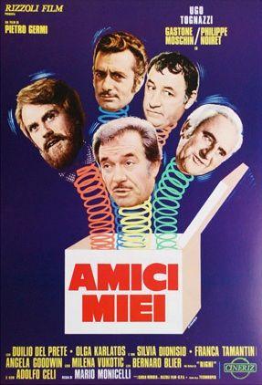 Amici miei - Mario Monicelli
