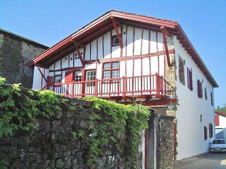 PYRENEES ATLANTIQUES - Chambres d'hôtes au Pays Basque
