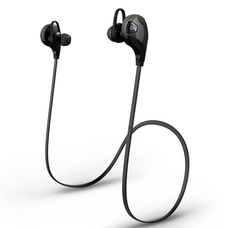 Wireless bluetooth headphone sports headset bluetooth 4.0 Earphone Earbuds Built-in Microphone
