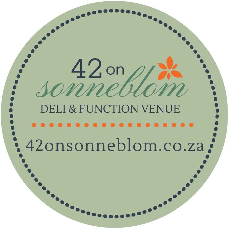 Facebook Profile Picture from logo for 42 on Sonneblom Deli