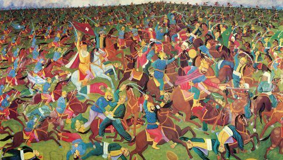 Battle of Kosovo, 1389